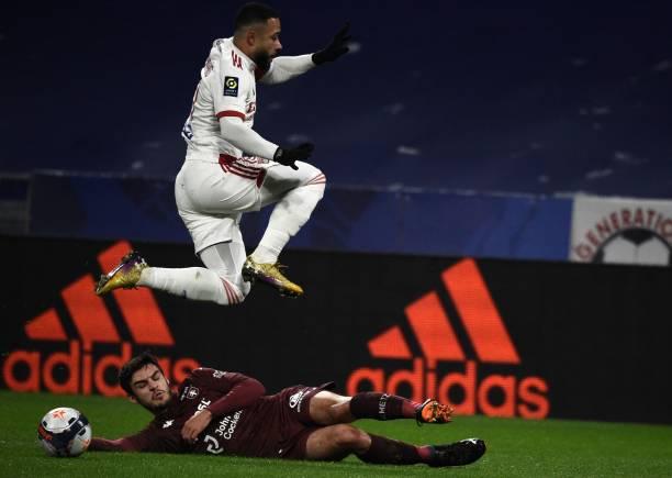 FRA: Olympique Lyon v FC Metz - Ligue 1