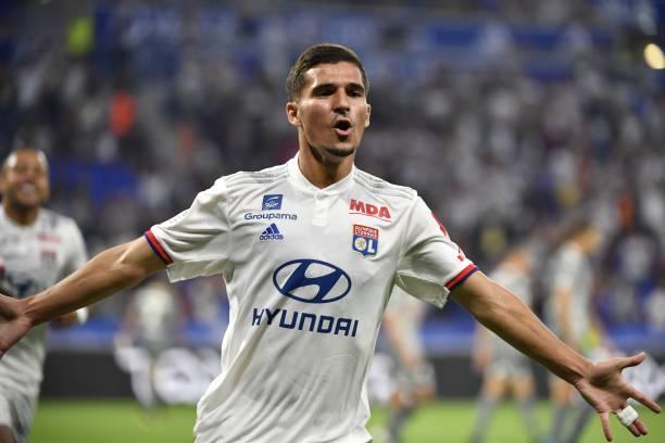 FRA: Olympique Lyon v Angers SCO - Ligue 1