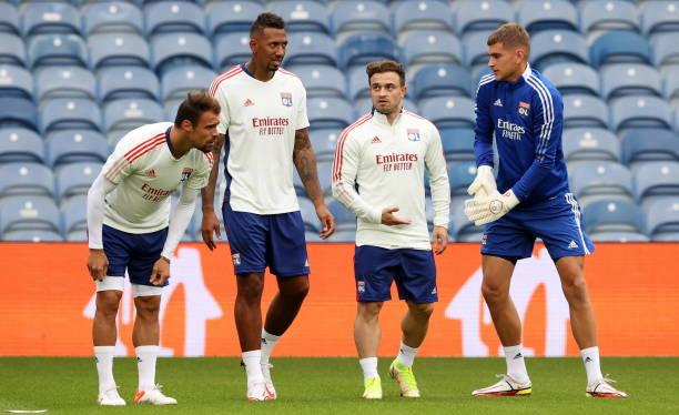 GBR: Rangers FC v Olympique Lyon: Group A - UEFA Europa League