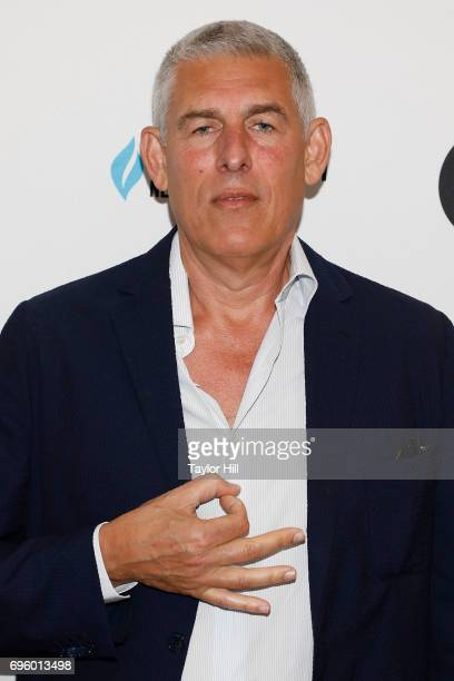 Lyor Cohen attends the United Jewish Appeal Federation Of New York's 2017 Music Visionary Of The Year Award Luncheon at The Pierre Hotel on June 14...