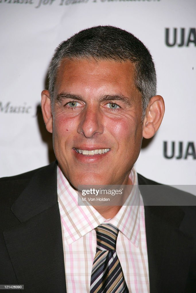 Lyor Cohen during New York's Music Visionary Awards at Pierre Hotel Ballroom in New York, New York, United States.
