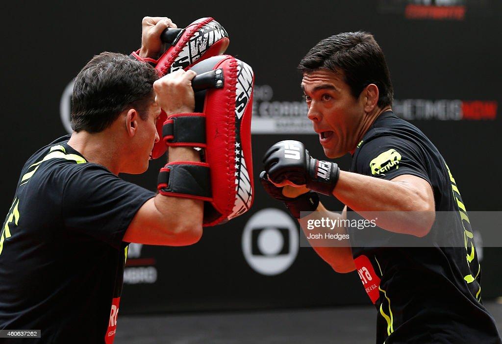 UFC Fight Night Open Workout