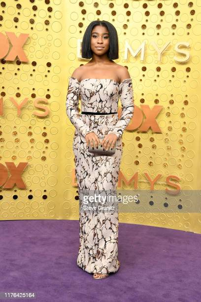 Lyric Ross attends the 71st Emmy Awards at Microsoft Theater on September 22 2019 in Los Angeles California