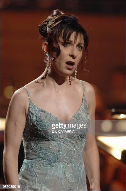 Lyrical French Singer Natalie Dessay