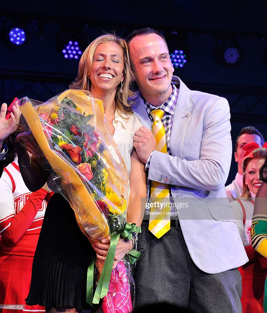 """""""Bring It On: The Musical"""" Broadway Opening Night - Curtain Call : News Photo"""