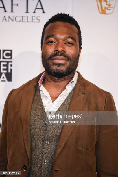 Lyriq Bent arrives at the BAFTA Los Angeles Tea Party at the Four Seasons Hotel Los Angeles in Beverly Hills on January 05 2019 in Los Angeles...