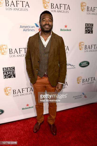 Lyriq Bent attends The BAFTA Los Angeles Tea Party at Four Seasons Hotel Los Angeles at Beverly Hills on January 5 2019 in Los Angeles California