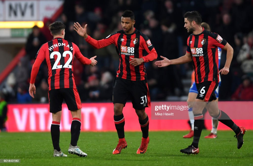 AFC Bournemouth v Wigan Athletic - The Emirates FA Cup Third Round : News Photo