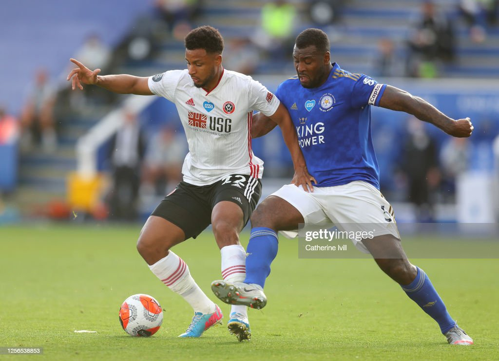 Leicester City v Sheffield United - Premier League : News Photo