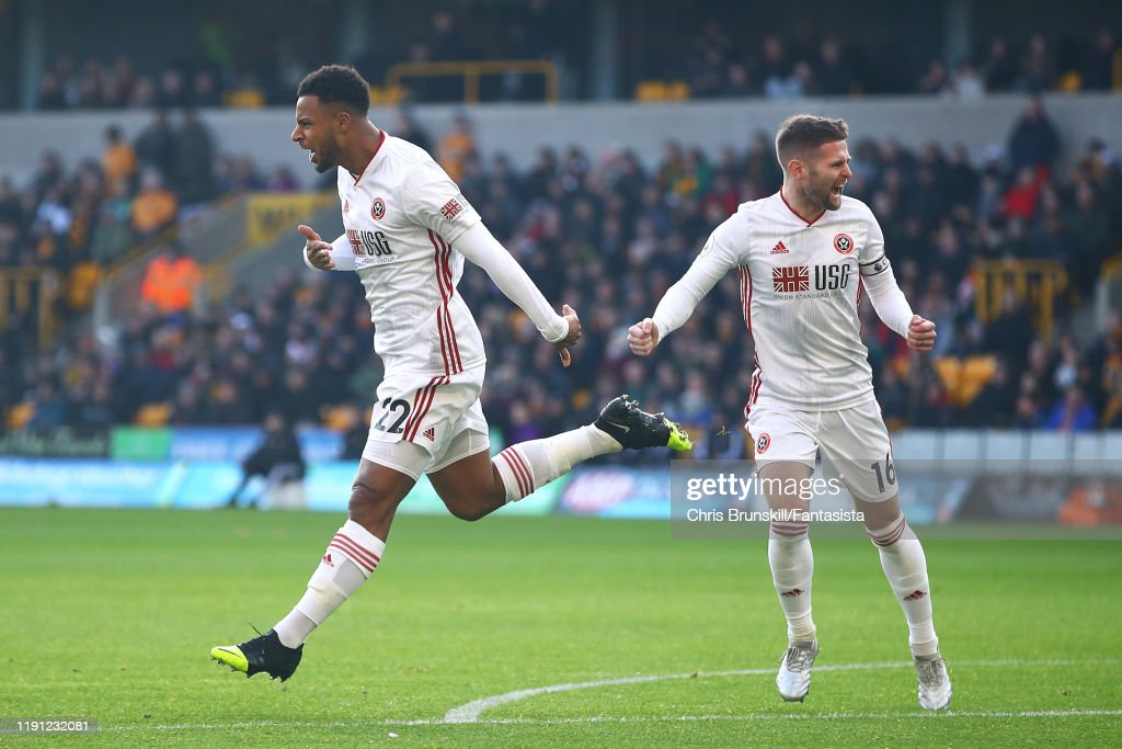 Wolverhampton Wanderers v Sheffield United - Premier League : News Photo
