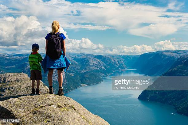 lysefjorden - norway stock pictures, royalty-free photos & images