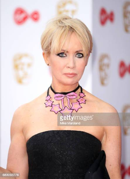 Lysette Anthony attends the Virgin TV BAFTA Television Awards at The Royal Festival Hall on May 14 2017 in London England