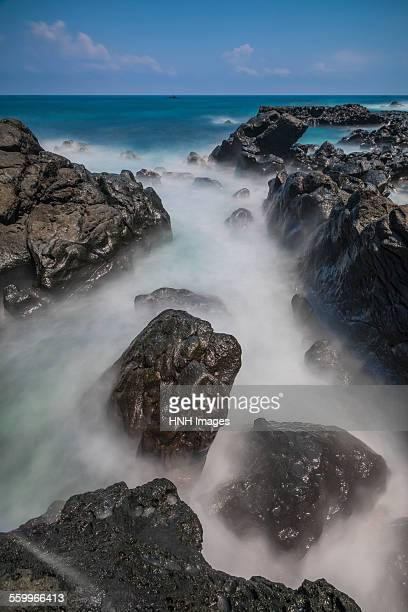 lyson island - quảng ngãi stockfoto's en -beelden