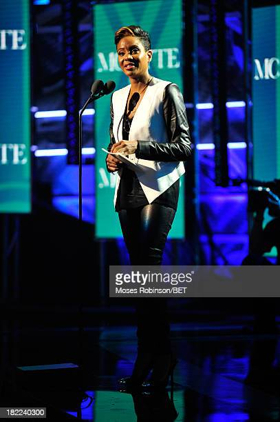 Lyte accepts the I Am Hip Hop award onstage at the BET Hip Hop Awards 2013 at Boisfeuillet Jones Atlanta Civic Center on September 28, 2013 in...