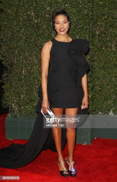 Lyte arrives to the 49th NAACP Image Awards held at Pasadena Civic Auditorium on January 15 2018 in Pasadena California
