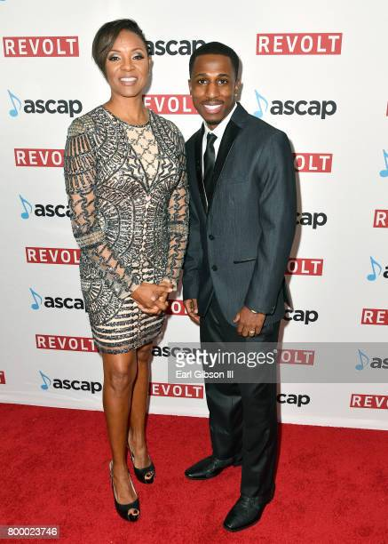 Lyte at the ASCAP 2017 Rhythm Soul Music Awards at the Beverly Wilshire Four Seasons Hotel on June 22 2017 in Beverly Hills California