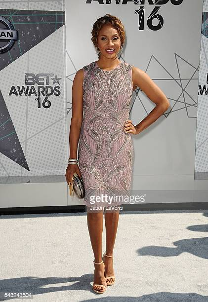Lyte attends the 2016 BET Awards at Microsoft Theater on June 26 2016 in Los Angeles California