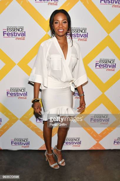 Lyte attends the 2018 Essence Festival presented by CocaCola at Ernest N Morial Convention Center on July 7 2018 in New Orleans Louisiana