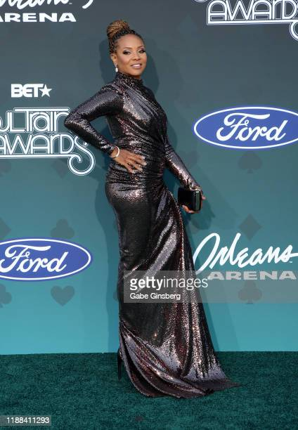 Lyte attends the 2019 Soul Train Awards at the Orleans Arena on November 17 2019 in Las Vegas Nevada