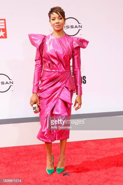 Lyte attends the BET Awards 2021 at Microsoft Theater on June 27, 2021 in Los Angeles, California.