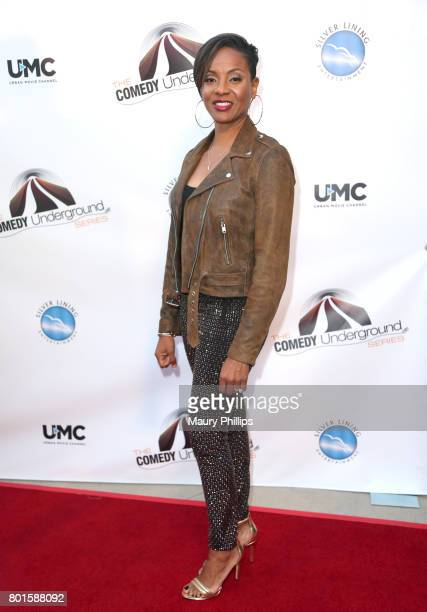 Lyte attends The Comedy Underground Series at The Alex Theatre on June 26 2017 in Glendale California