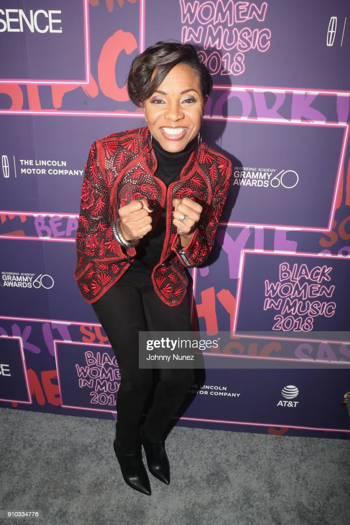 Essence 9th Annual Black Women In Music - Arrivals : ニュース写真