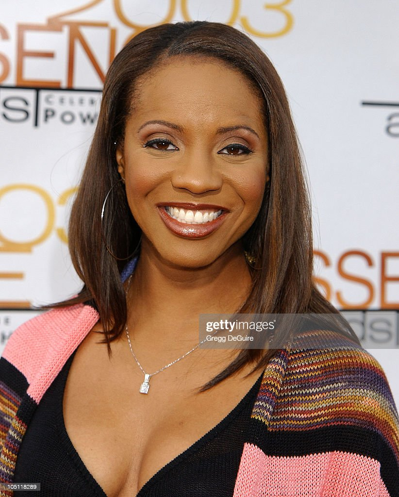2003 Essence Awards - Arrivals