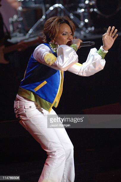 MC Lyte during 2006 VH1 Hip Hop Honors Show at Hammerstein Ballroom in New York City New York United States