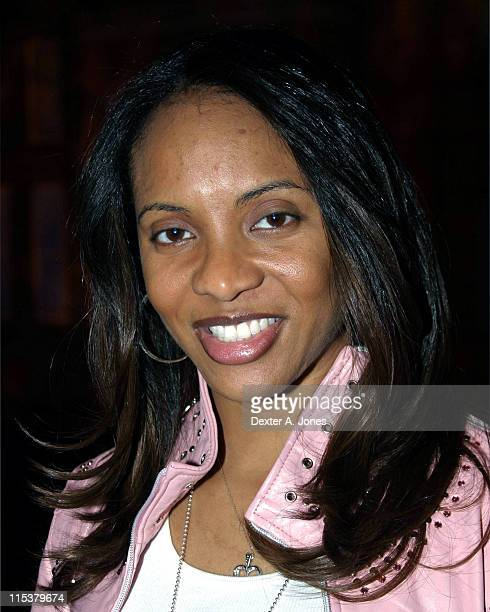 MC Lyte during BET's Rap City in Denver for All Star Weekend February 18 2005 at Denver Convention Center in Denver Colorado United States