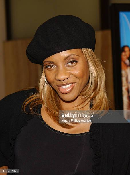 MC Lyte during 'Deliver Us From Eva' Premiere at Cinerama Dome in Los Angeles California United States