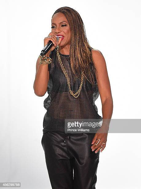 Lyte performs at the BET Hip Hop awards at Boisfeuillet Jones Atlanta Civic Center on September 20 2014 in Atlanta Georgia