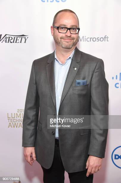 Lytro EVP of Product Development Tim Milliron attends the Advanced Imaging Society 2018 Lumiere Technology Awards Featuring The Distinguished...