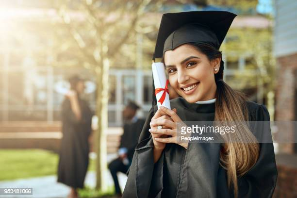 i'm a certified success! - ceremony stock pictures, royalty-free photos & images