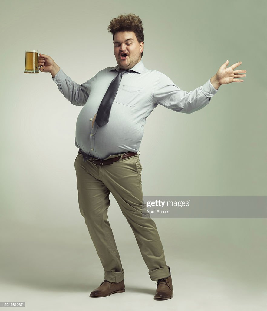 I'm a party animal! : Stock Photo
