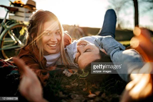 i'm always smiled when i'm with you - twilight stock pictures, royalty-free photos & images
