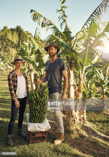 I 'm bananas voor haar