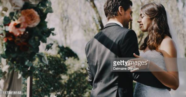 i'm glad you're now all mine - newlywed stock pictures, royalty-free photos & images