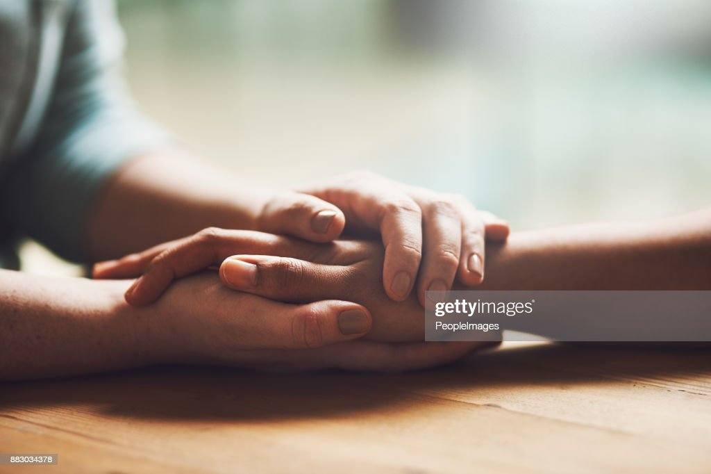 I'm here for you : Stock Photo