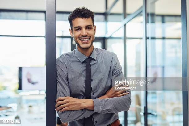 i'm here to make it happen - employee stock pictures, royalty-free photos & images
