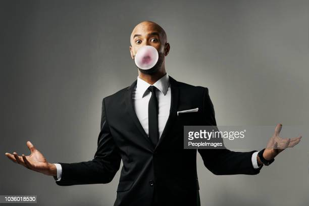 'm here to stay - bubble gum stock pictures, royalty-free photos & images