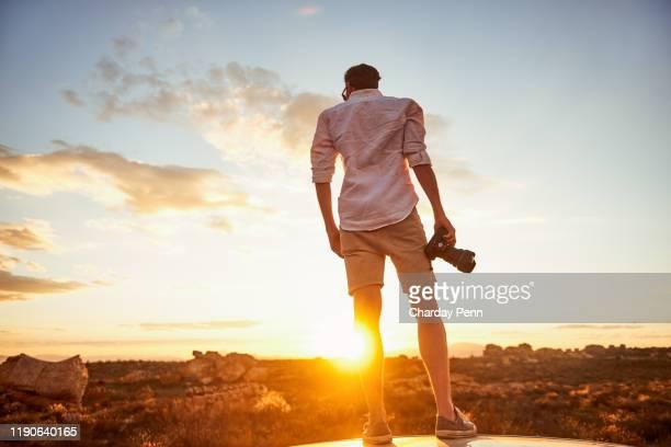 この辺の美しさに畏敬の念を抱いている - 荒野 ストックフォトと画像