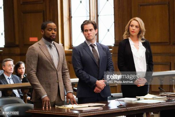 'I'm In If You Are' Billy upends his case when he chooses to go against the advice of Sadie and Albert and decides to testify in his trial Also Cam...