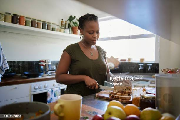 i'm making myself a sandwich for lunch - bread stock pictures, royalty-free photos & images