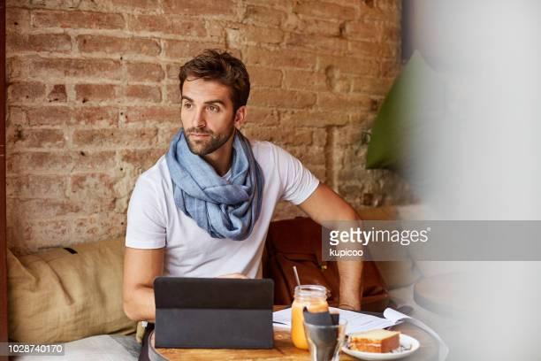 私は私のお気に入りのカフェでより多くのインスピレーション