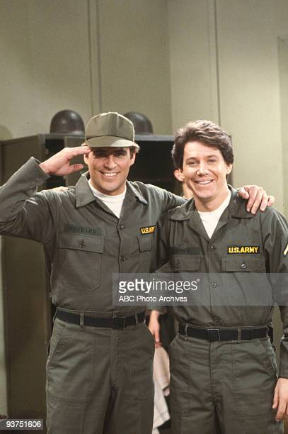 DAYS 'I'm Not At Liberty' 2/8/83 Ted McGinley Anson Williams