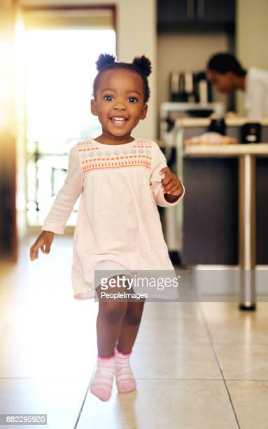 i'm on the catwalk - funny black girl stock photos and pictures
