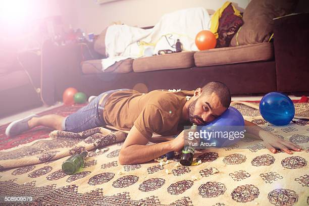 i'm out - hangover after party stock pictures, royalty-free photos & images