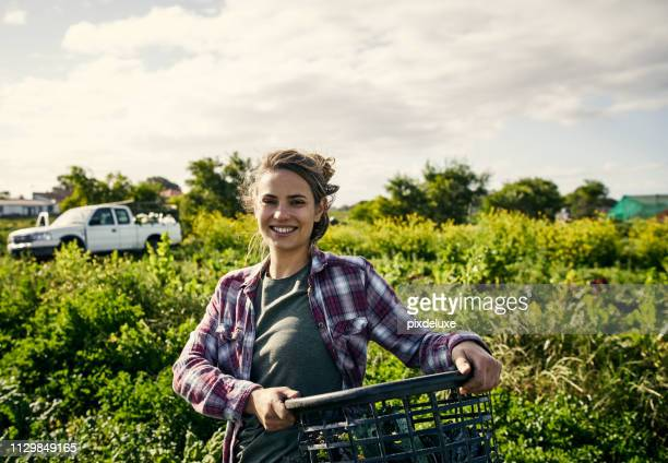 i'm passionate about organic farming - agricultural occupation stock pictures, royalty-free photos & images