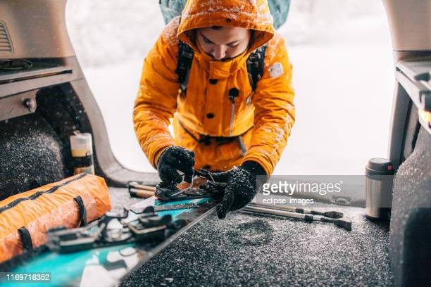 i'm right there - ski pole stock pictures, royalty-free photos & images