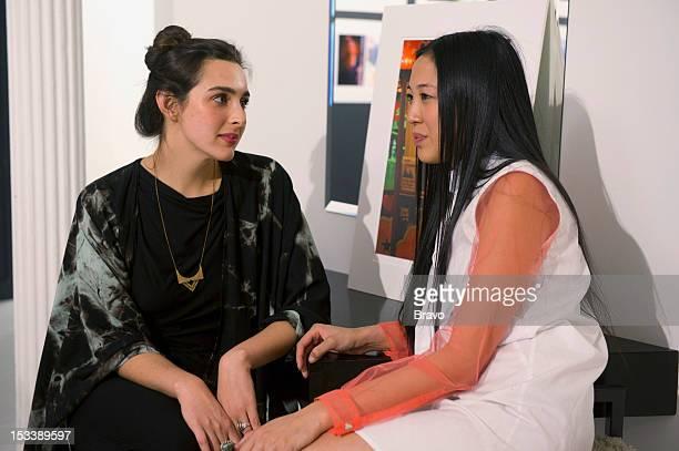 GIRLS I'm Set Free Episode 105 PIctured Claudia Martinez Reardon Angela Pham